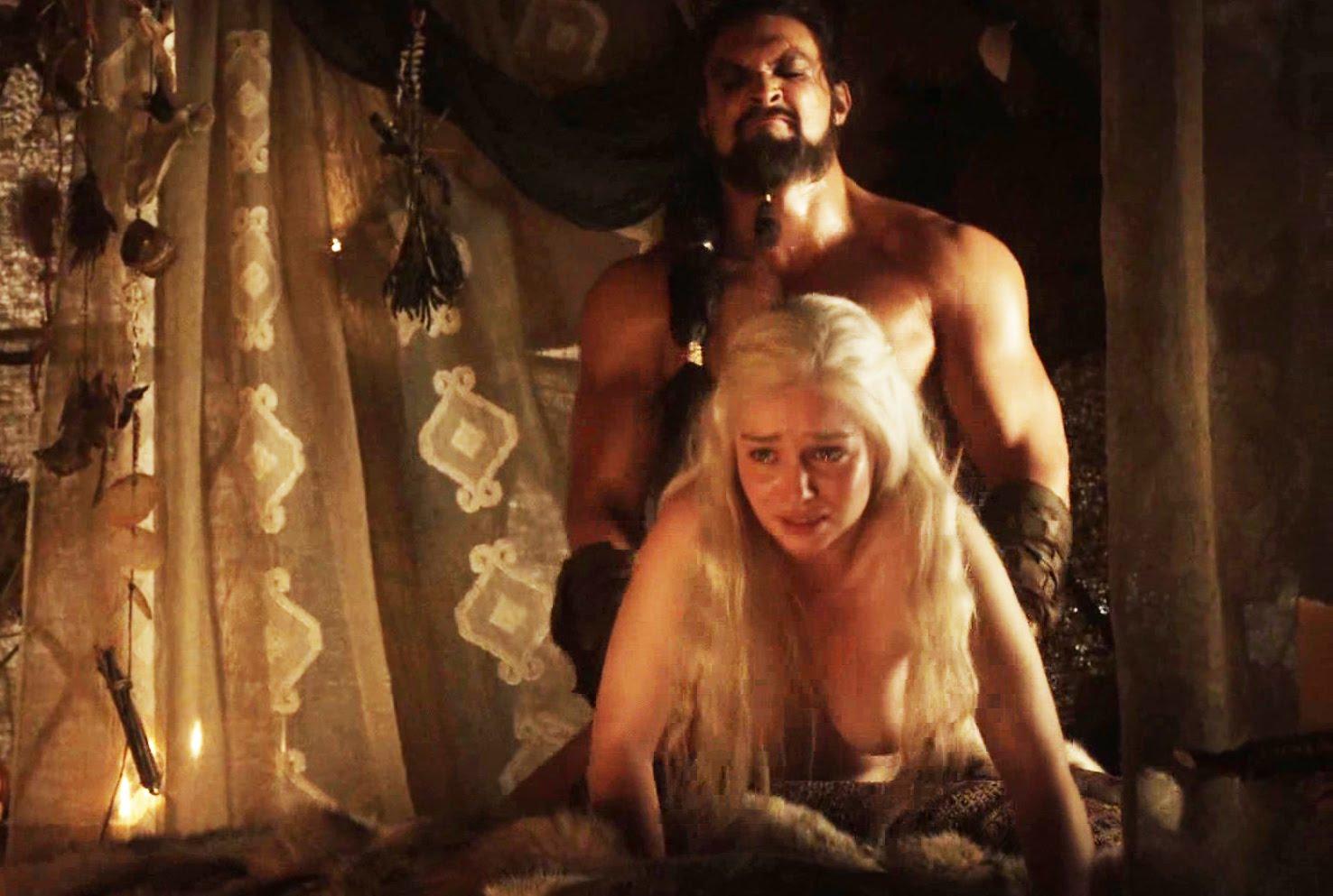 scène de sexe série Machine à un sexe